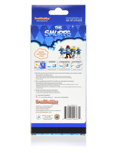 Brush Buddies Smurfs Toothbrush 4 Pack