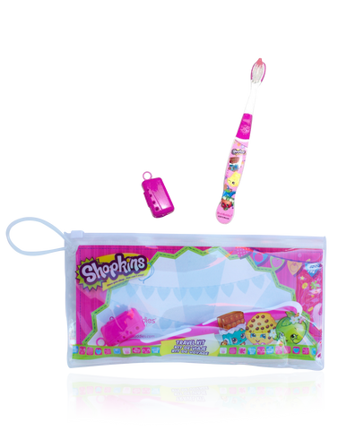 Brush Buddies Shopkins Eco Travel Kit