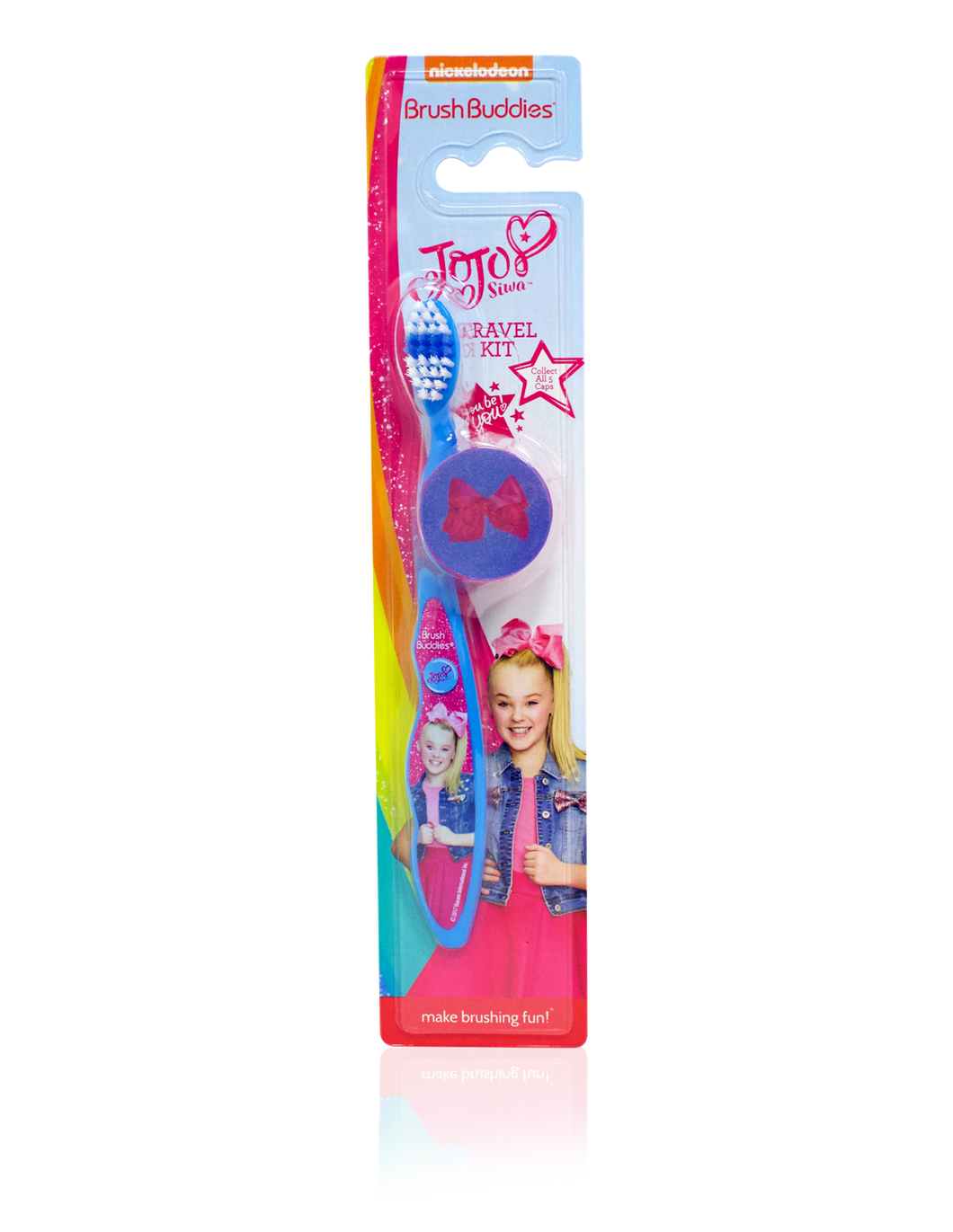 JoJo Siwa 1 Pack Toothbrush