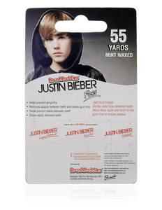 Brush Buddies Justin Bieber Floss