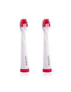 Soniclean Adult Brush Head 2 Pack