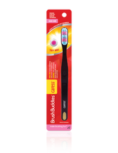 Load image into Gallery viewer, Brush Buddies Caress Gum Care Toothbrush (12/24/48 Pack)