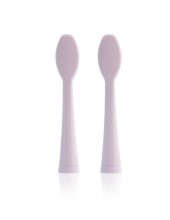 Load image into Gallery viewer, Soniclean Fashion Toothbrush Replacement Brush Heads (2 pack)