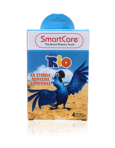 Smart Care Rio Bandages (20 Count)