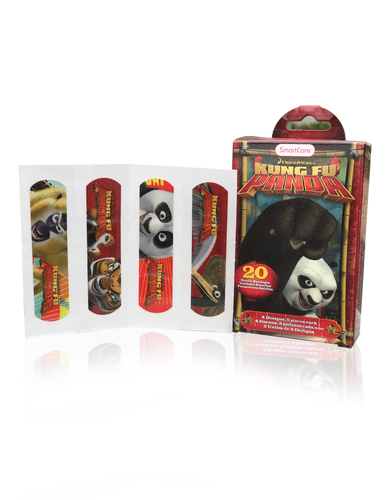Smart Care Kung Fu Panda Bandages