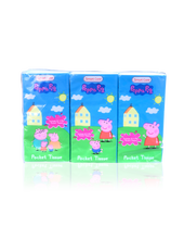Load image into Gallery viewer, Smart Care Peppa Pig Pocket Facial Tissues (6 Pack)