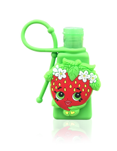 Load image into Gallery viewer, Shopkins Strawberry Kiss 3D Hand Sanitizer
