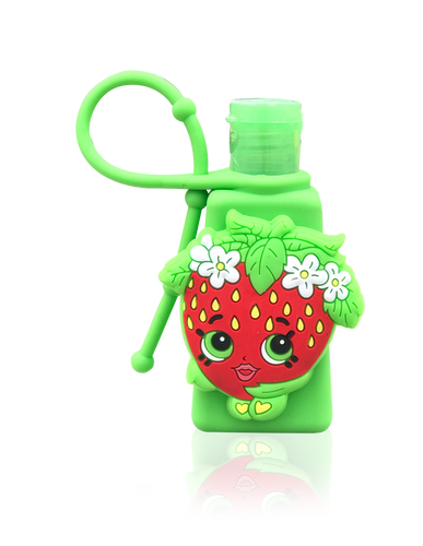 Shopkins Strawberry kiss 3D Hand Sanitizer
