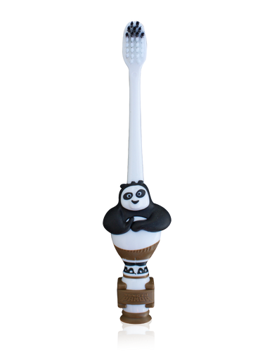 Brush Buddies Kung Fu Panda Sculpted Toothbrush