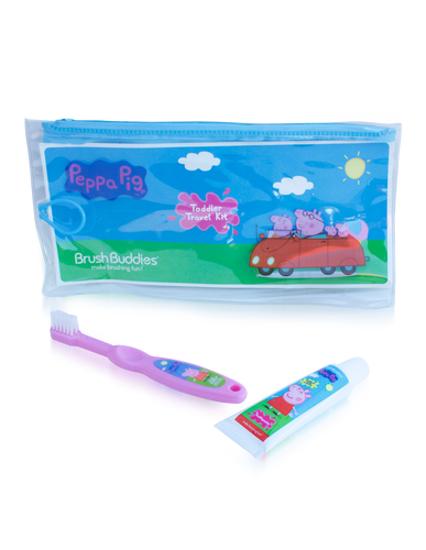 Brush Buddies Peppa Pig Toddler Kit