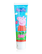 Load image into Gallery viewer, Brush Buddies Peppa Pig Bubble Gum Toothpaste (4.2 Oz)