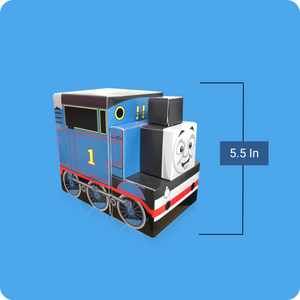 Thomas & Friends Mini Cube Tissue Box - Smart Care