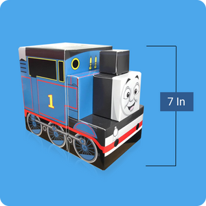 Thomas & Friends Cube Tissue Box - Case Pack 24 - Smart Care