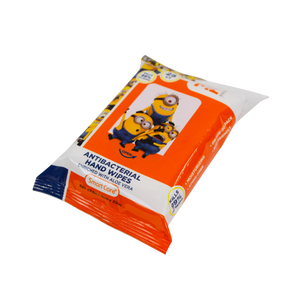 Smart Care Minions Antibacterial Wipes (25 Count)