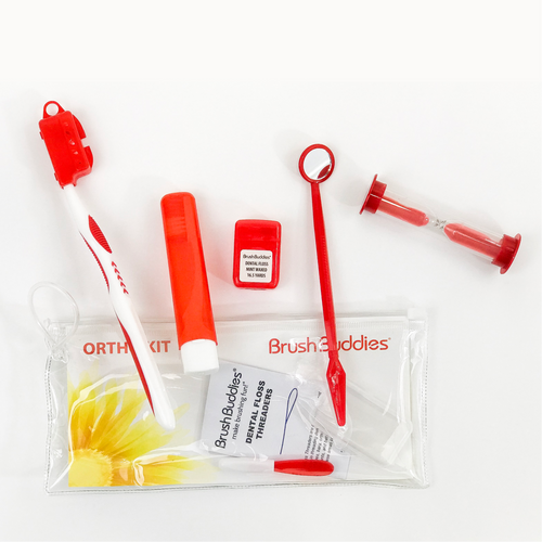 Brush Buddies Ortho Kit