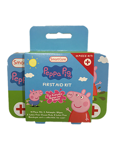 Smart Care Peppa Pig Collectible First Aid Kit