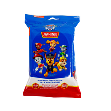 Load image into Gallery viewer, Smart Care Paw Patrol Saline Nasal Wipes (25 Count)