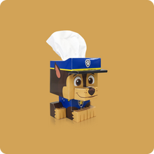 Load image into Gallery viewer, Paw Patrol Mini Cube Tissue Box