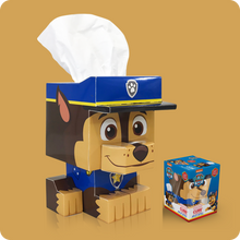 Load image into Gallery viewer, Paw Patrol Cube Tissue Box