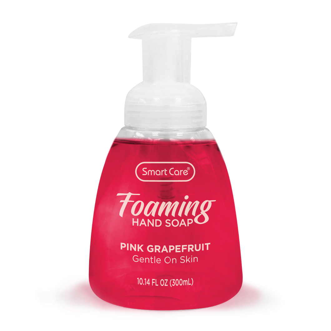 Smart Care Pink Grapefruit Foaming Hand Soap - 10.14 Fl Oz.