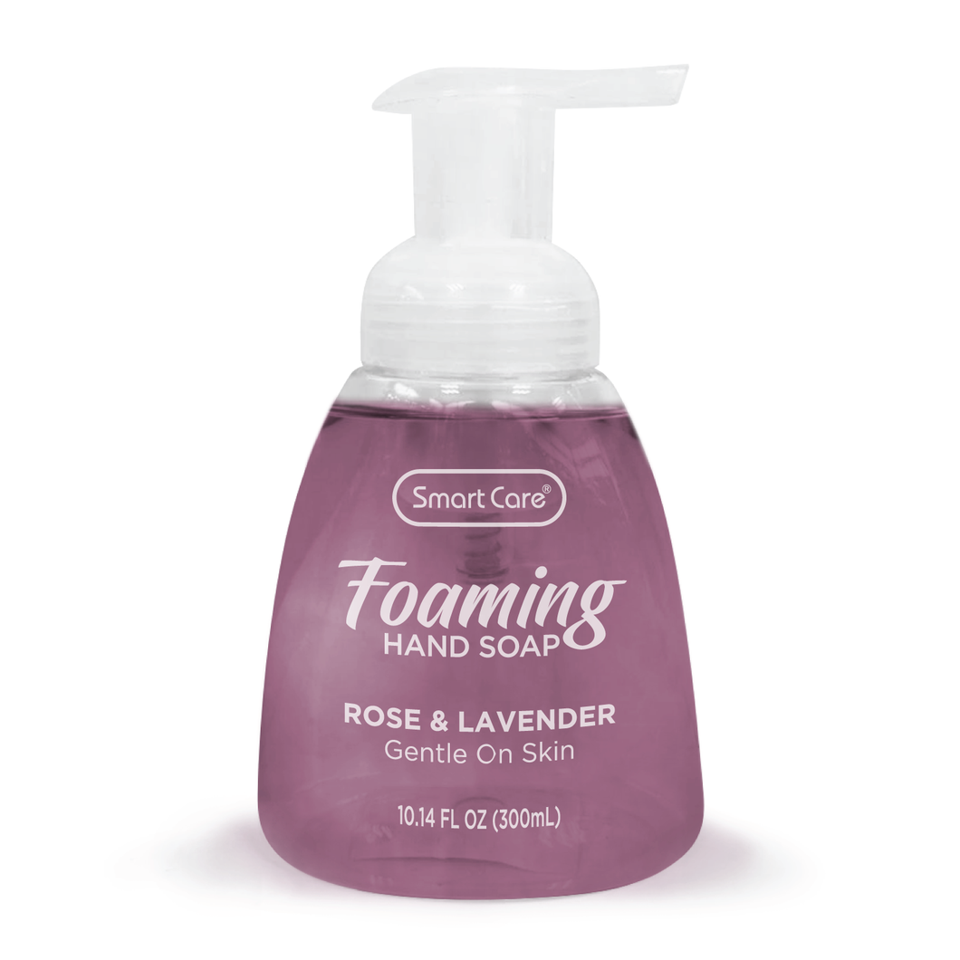 Smart Care Rose Lavender Foaming Hand Soap - 10.14 Fl Oz.