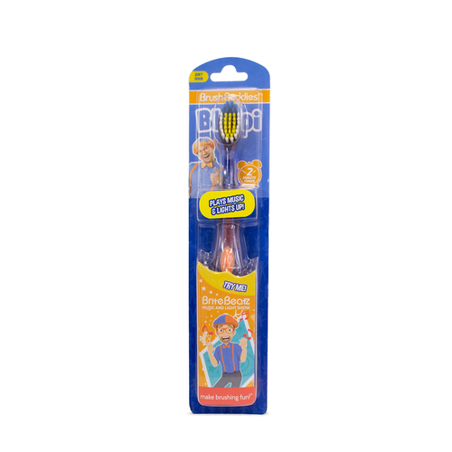 Brush Buddies Blippi Brite Beatz Toothbrush