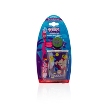 Load image into Gallery viewer, Brush Buddies Fingerlings Manual Toothbrush Gift Set