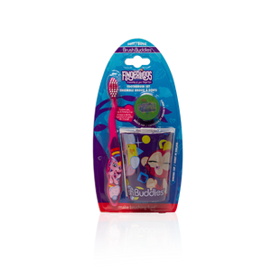 Brush Buddies Fingerlings Manual Toothbrush Gift Set