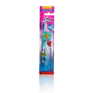 Brush Buddies Hatchimals Toothbrush with Mystery Cap