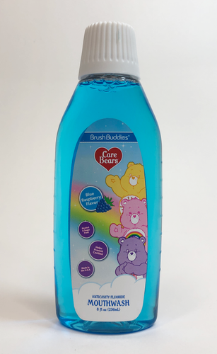 Brush Buddies Care Bears Mouthwash 8 oz