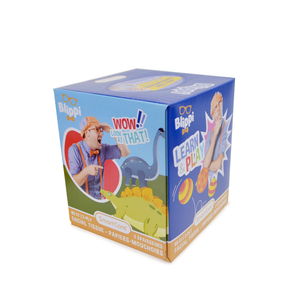 Smart Care Blippi Tissue Box - 85 Count 2 Ply