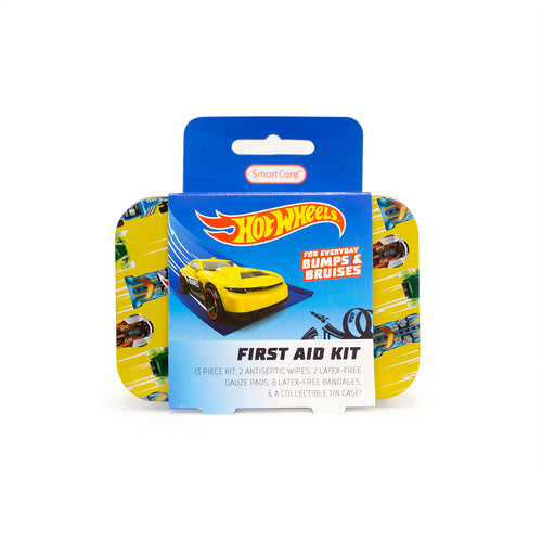 Smart Care Hot Wheels First Aid Kit
