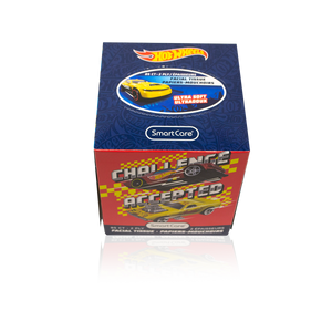 Smart Care Hot Wheels Tissue Box - 85 Count 2 Ply