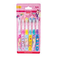 Load image into Gallery viewer, Brush Buddies JoJo Siwa Toothbrush (6 Pack)