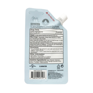 Smart Care Hand Sanitizer Pouch - 62% Alcohol