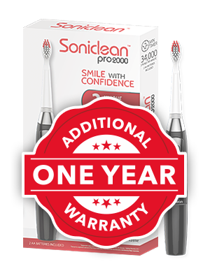 Soniclean Pro 2000 Additional 1 Year Warranty