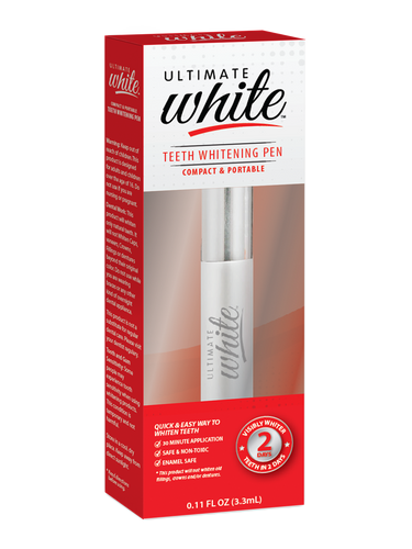 Ultimate White Teeth Whitening Pen
