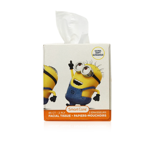 Smart Care Minions Tissue Box (85 Count)