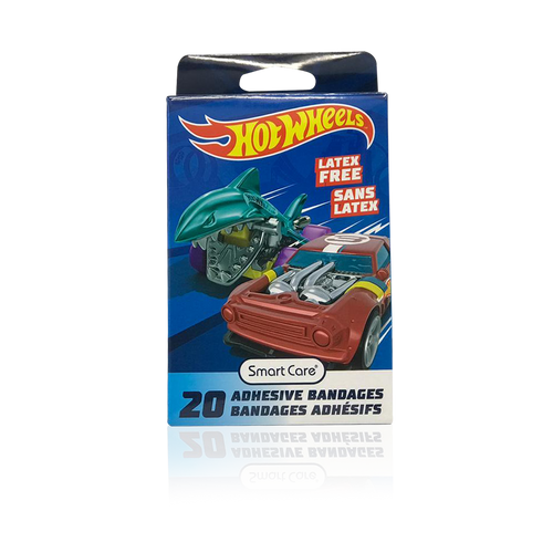 Hot Wheels  Bandage (20 Count)