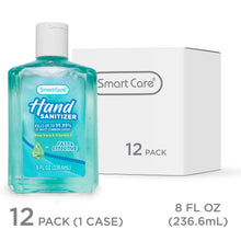 Load image into Gallery viewer, Smart Care Hand Sanitizer 8Fl. Oz - 62% Alcohol
