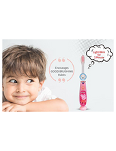 Load image into Gallery viewer, Brush Buddies Peppa Pig Flash Toothbrush