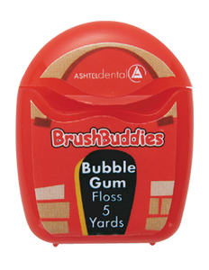 Brush Buddies Bubble Gum Floss