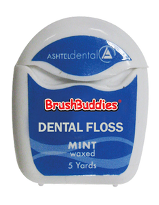 Brush Buddies Mint Floss