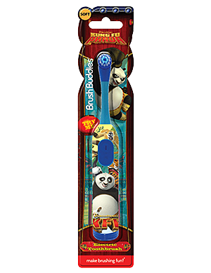 Kung Fu Panda Electric Toothbrush