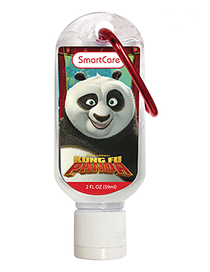 Smart Care Kung Fu Panda Hand Sanitizer 2 fl oz
