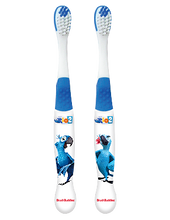 Load image into Gallery viewer, Brush Buddies Rio Toothbrush 2 Pack