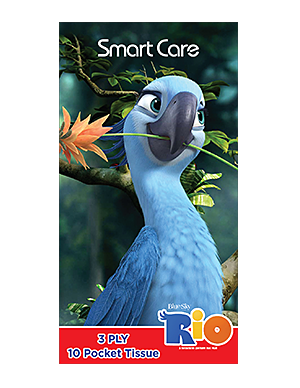 Smart Care Rio Pocket Facial Tissues (6 Pack)