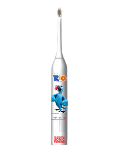 Brush Buddies Rio Sonic Powered Toothbrush