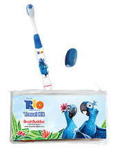 Load image into Gallery viewer, Brush Buddies Rio Eco Travel Kit