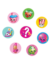 Load image into Gallery viewer, Brush Buddies Shopkins Toothbrush with Mystery Cap